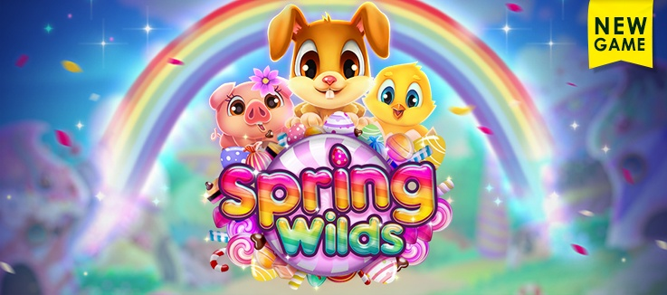 New Game: Spring Wilds