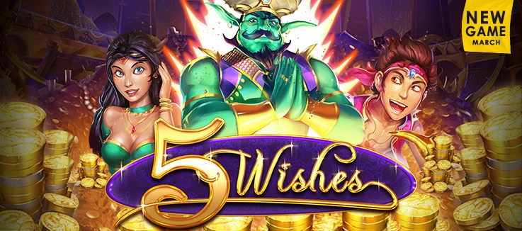 New Game: 5 Wishes