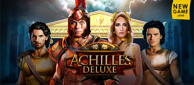 Play Achilles Deluxe today