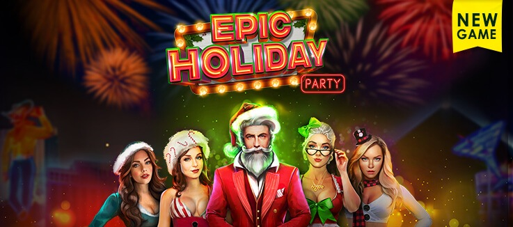 New Game: Epic Holiday Party