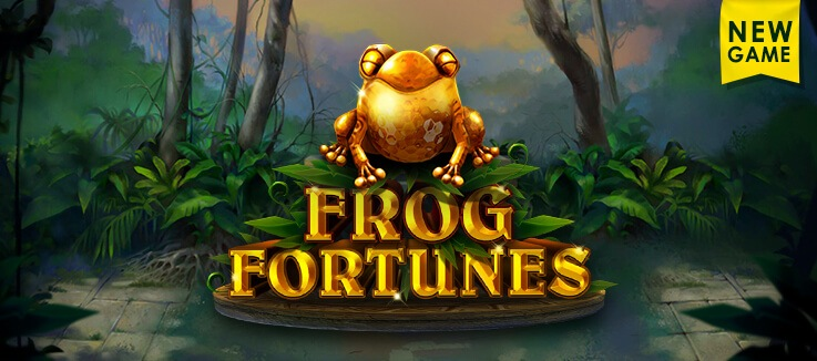 New Game: Frog Fortunes