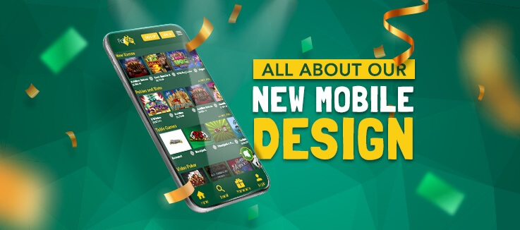 Our New Mobile Lobby Design