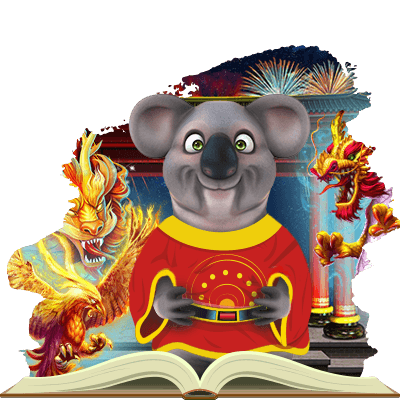 Koala Chinese New Year