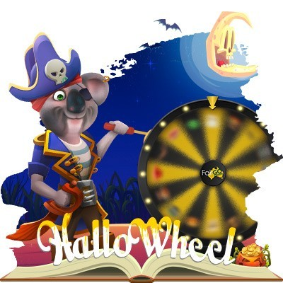 Spinning the HalloWheel